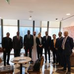 Angola Mp Leads Delegation To Alpha Group Headquarters