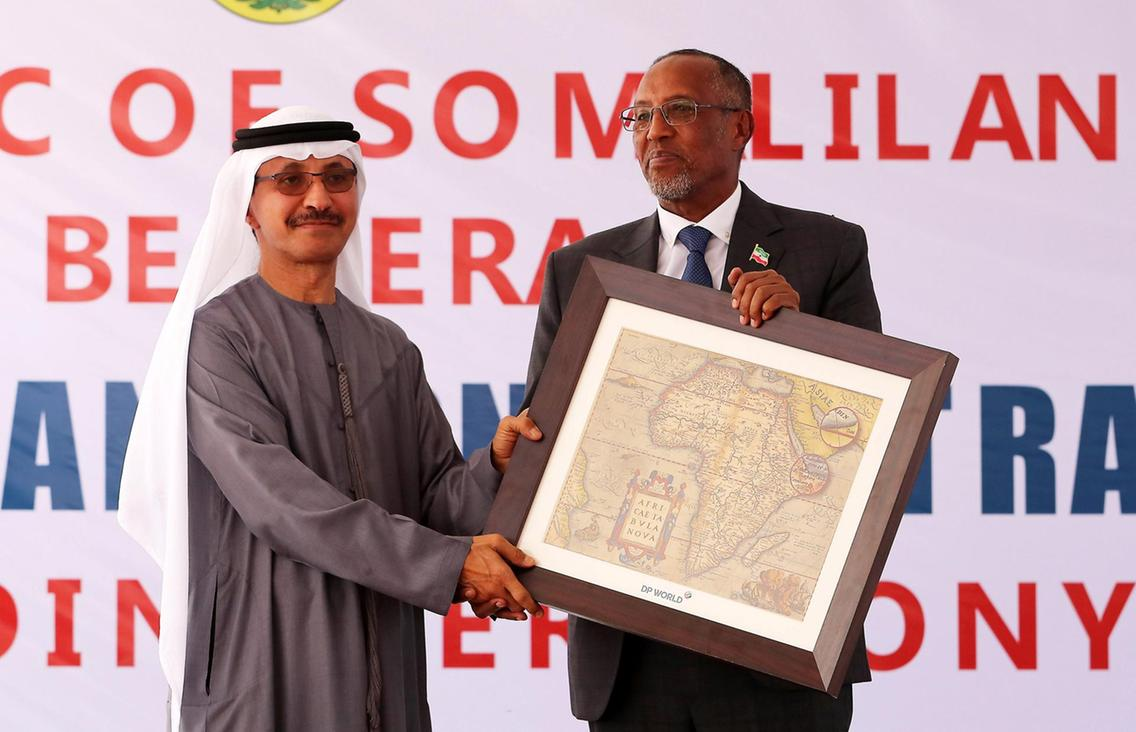 Dp World Launches $442 Million Port Expansion In Somaliland